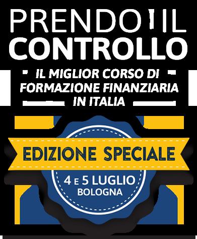 Il miglior corso di Formazione finanziaria in Italia